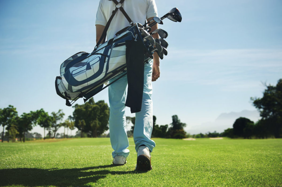 Carry Your Own Clubs for Career Success