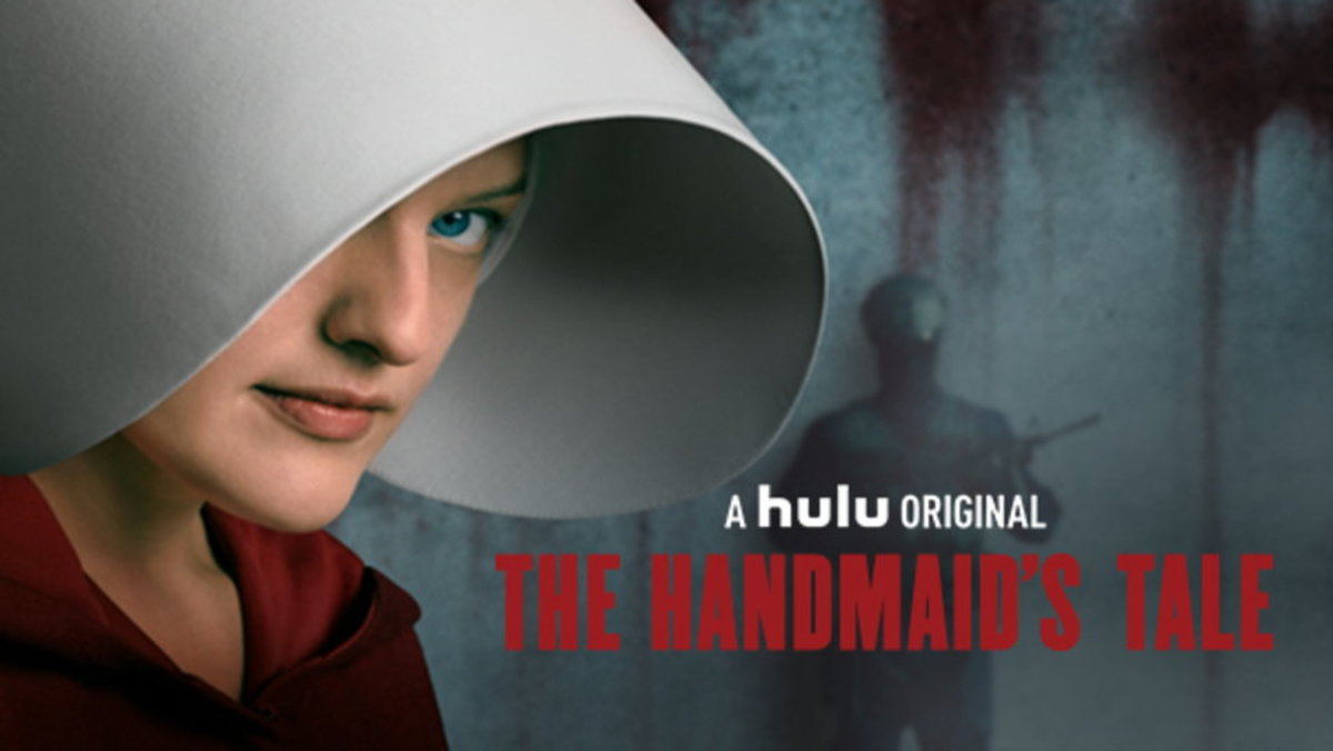 Paul Peditto discusses voice over and subtext and how the Hulu show,The Handmaid's Tale, deals with both.