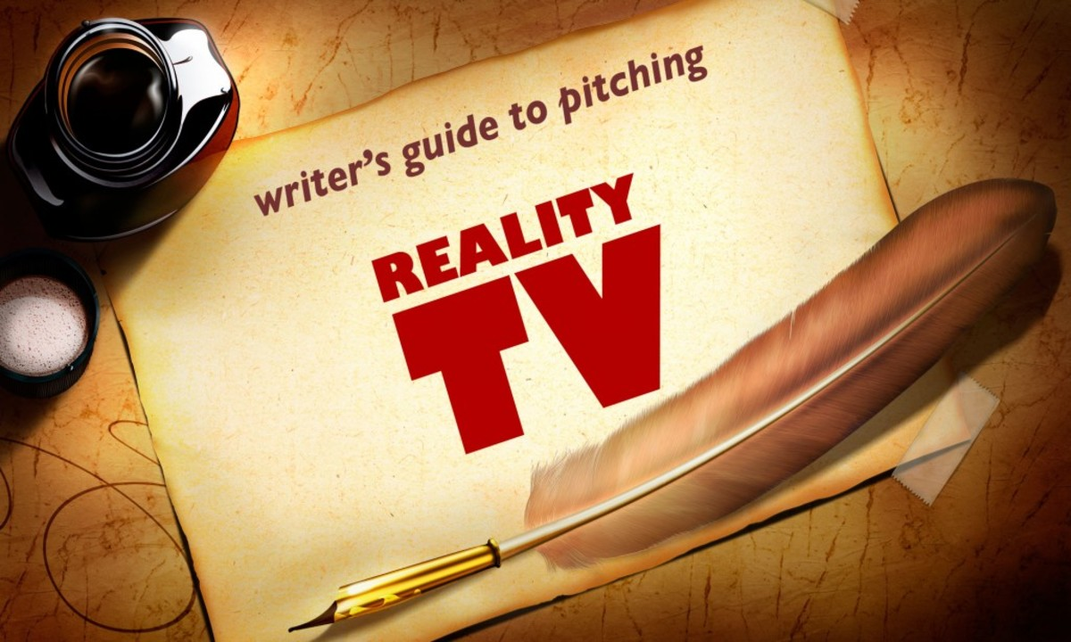 REALITY BEHIND REALITY TV: Writer's Guide to Pitching Reality TV by Joke & Biagio | Script Magazine
