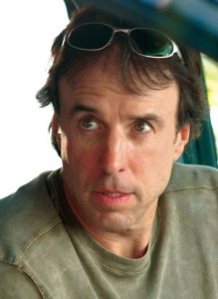 Kevin Nealon as Doug Wilson PHOTO Darren Michaels