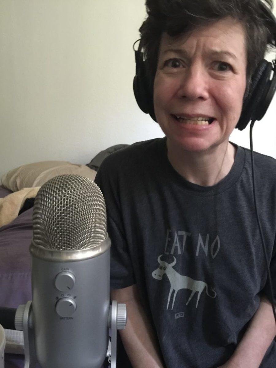 Podcastin' Cheryl!