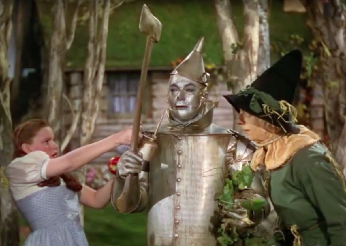 The Wizard Of Oz, MGM
