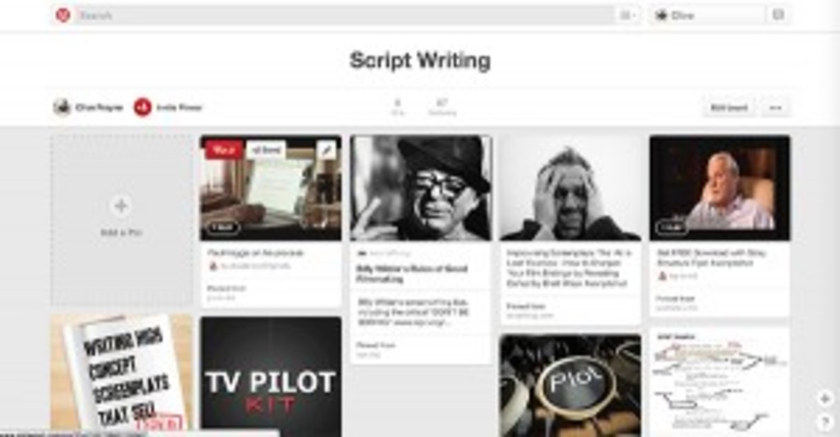 screenwriting articles copy