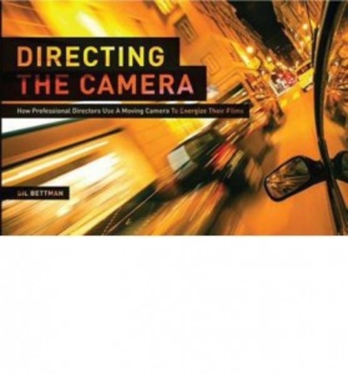 directing the camera