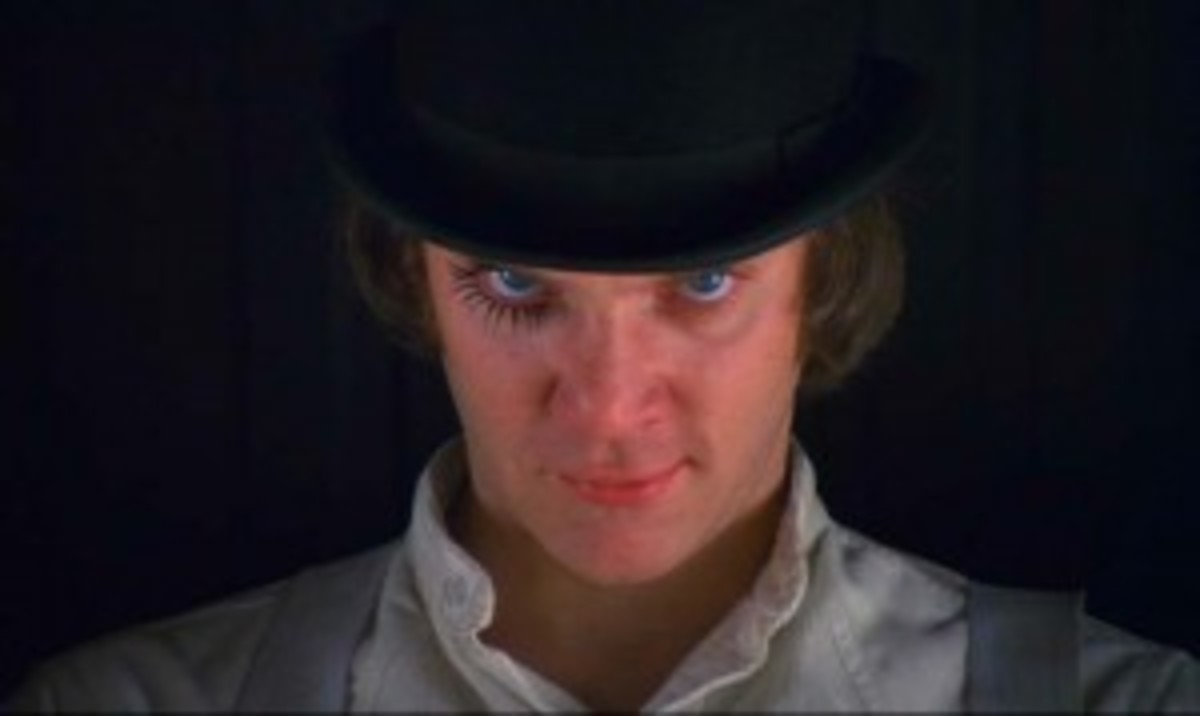 Alex may be a vicious, demented character in A Clockwork Orange, but is he both protagonist and antagonist?