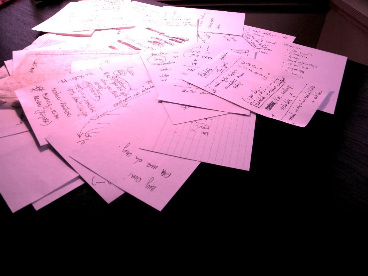 Messy Scripts