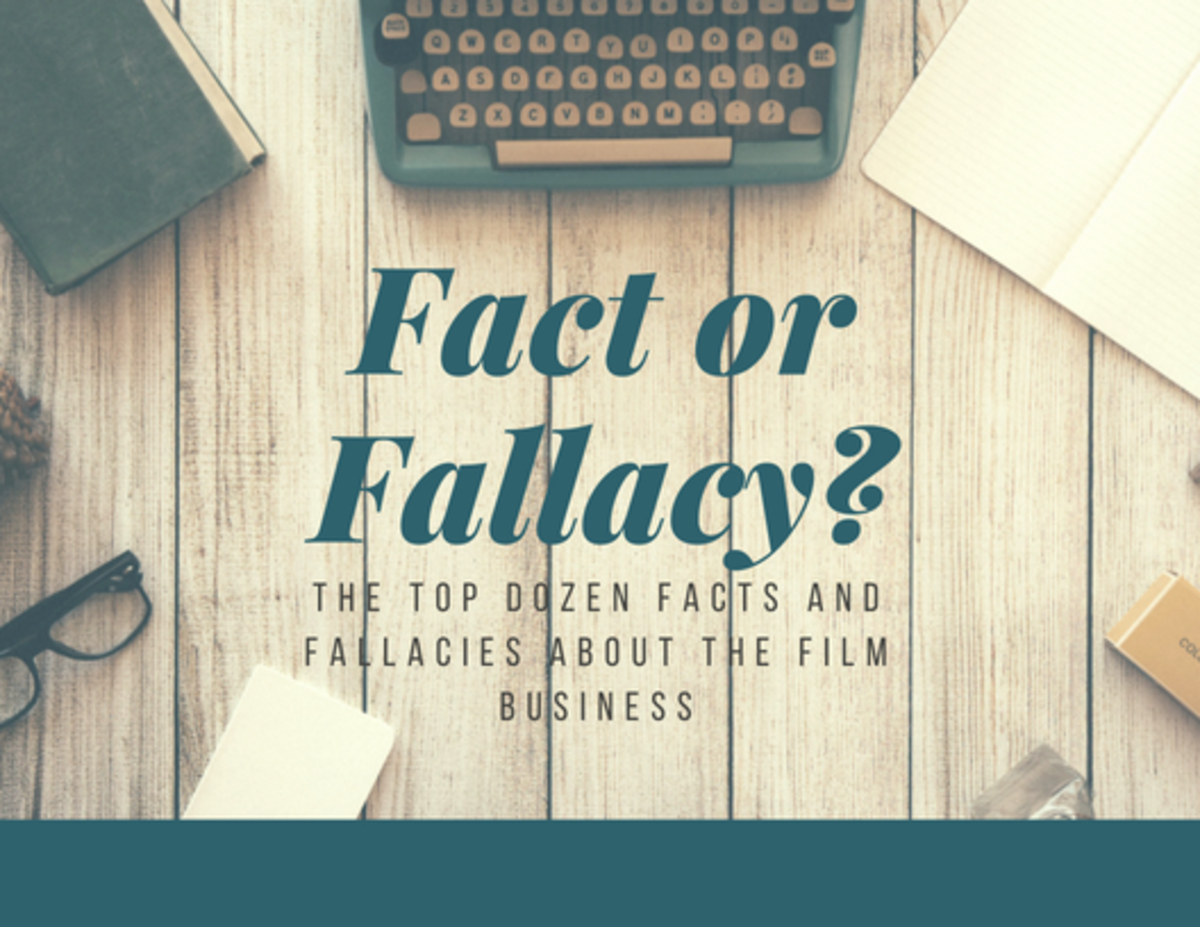 """Chris Schiller breaks down a selection of facts or fallacies in the film business into three groups: People, Business Skills and """"The Deal."""" Within each section a statement is made that is either a fact or a fallacy within our industry. Take a guess then read on to see Chris' assessment of the statement's truth value and why."""