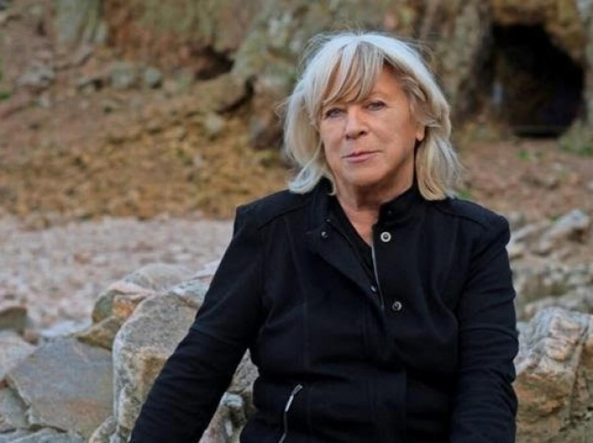 Director Margarethe von Trotta