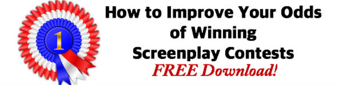 How to Improve Your Odds of Winning Screenwriting Contests