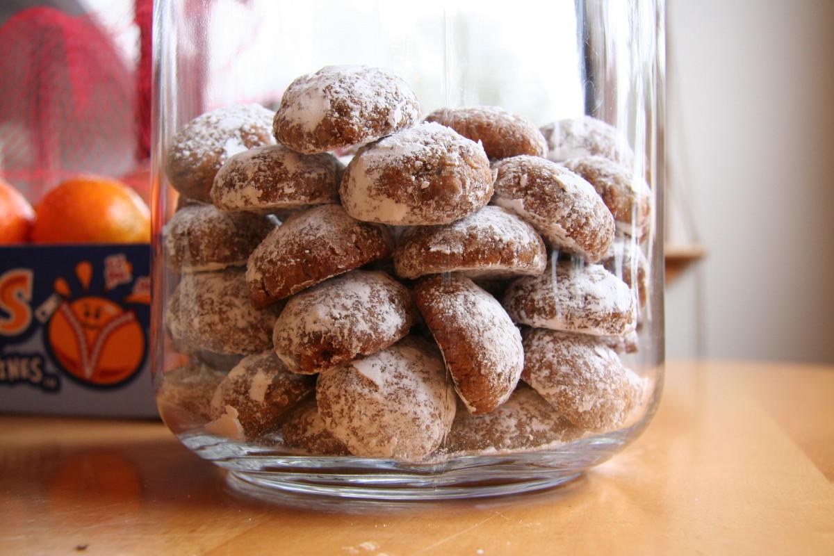 Unspellable feffernous cookies