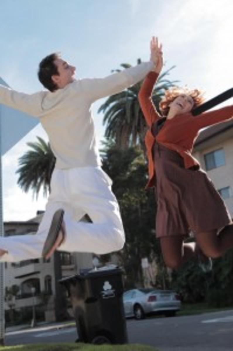 Leland Karn as Dale & Stephanie Carrie as Josie