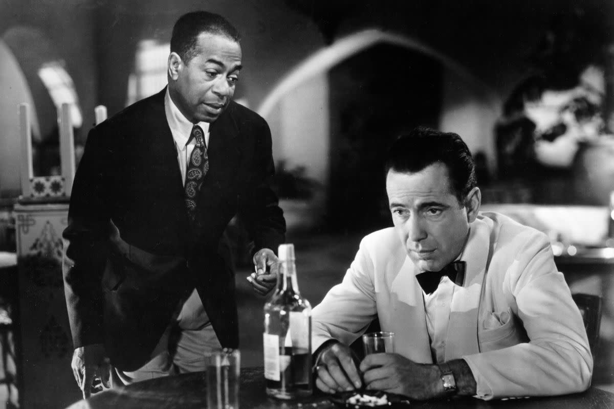 Timing is everything. Bryan Young highlights the importance of withholding information until just the right time, using examples from the classic film, Casablanca.