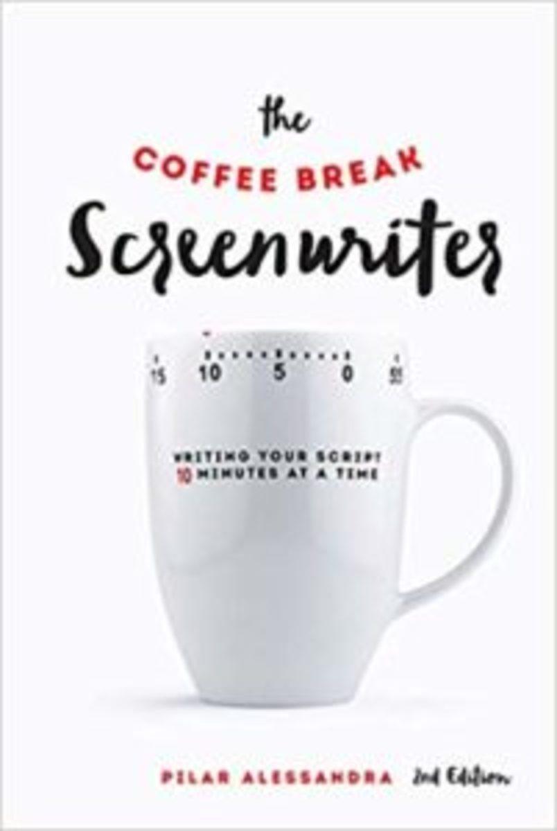 More tips in Pilar's book, The Coffee Break Screenwriter!