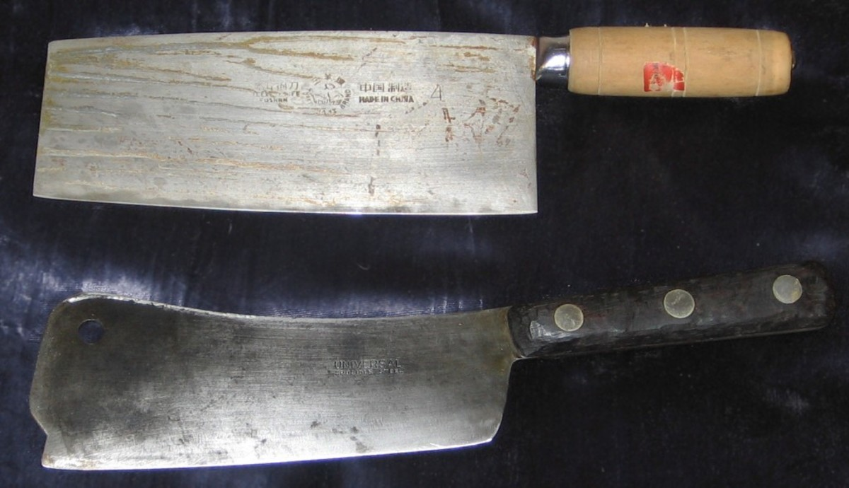 Chinese_and_old_North_American_cleavers