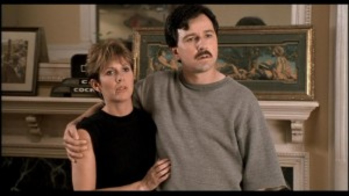 An example the protagonists should follow in When Harry Met Sally.