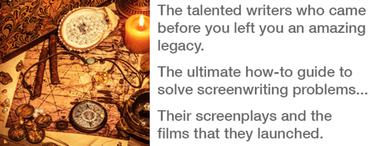 Screenwriting Problems: Read, Watch, Repeat