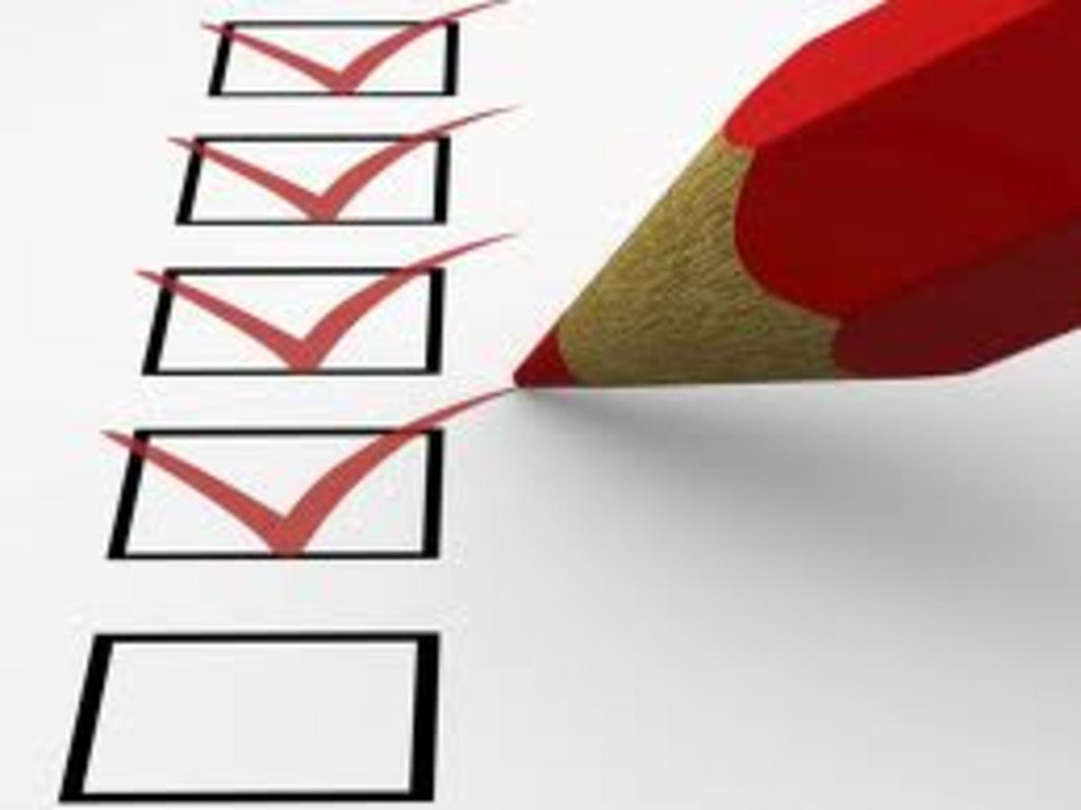 crowdfunding checklist