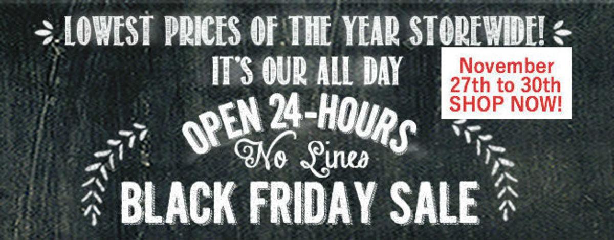BlackFriday-TWS sale