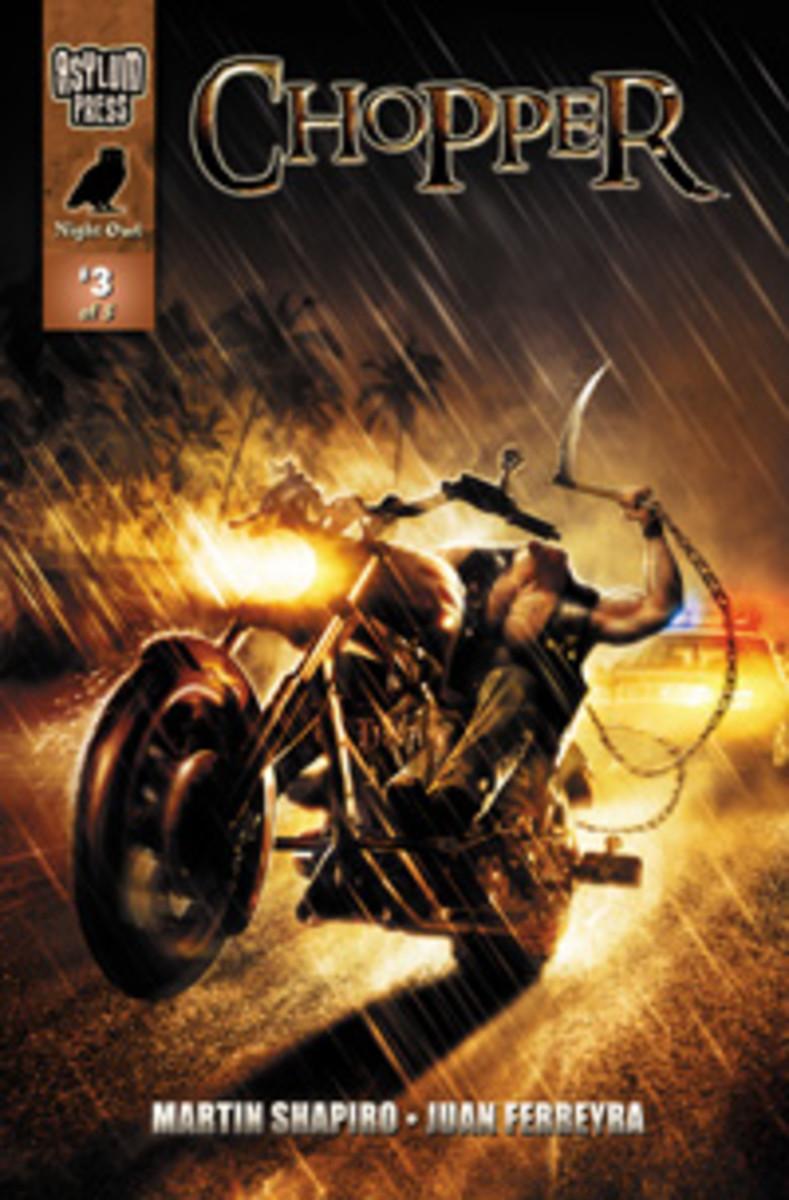 Chopper comic book