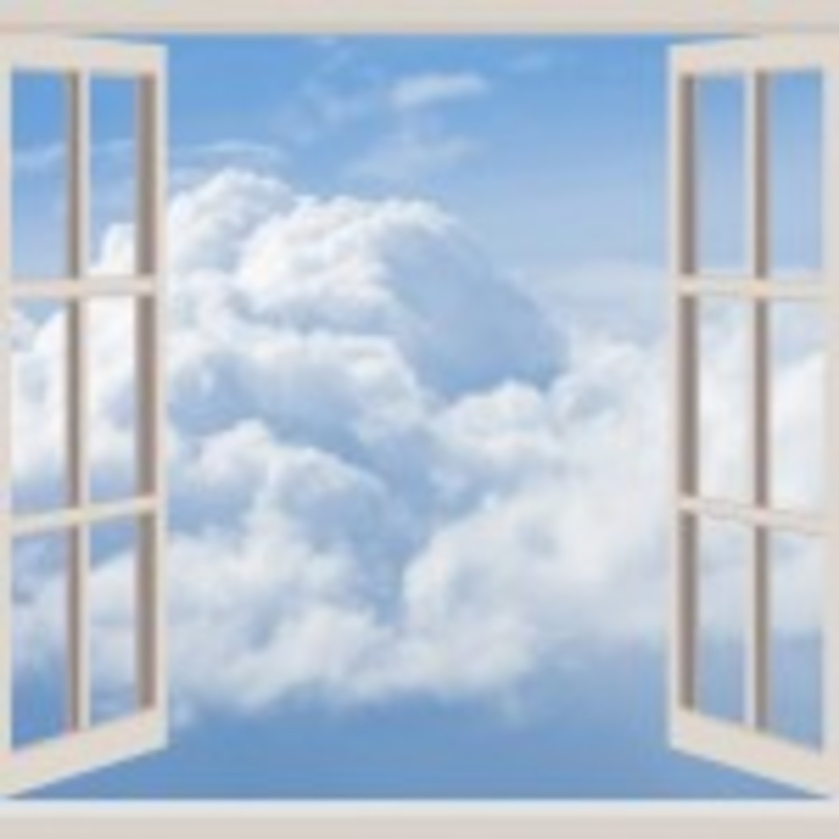 Clouds Through a Window - Google Images