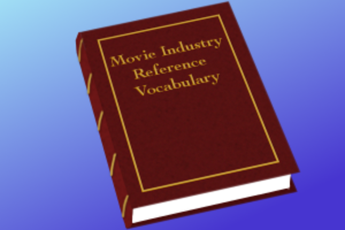 Movie Industry Vocabulary