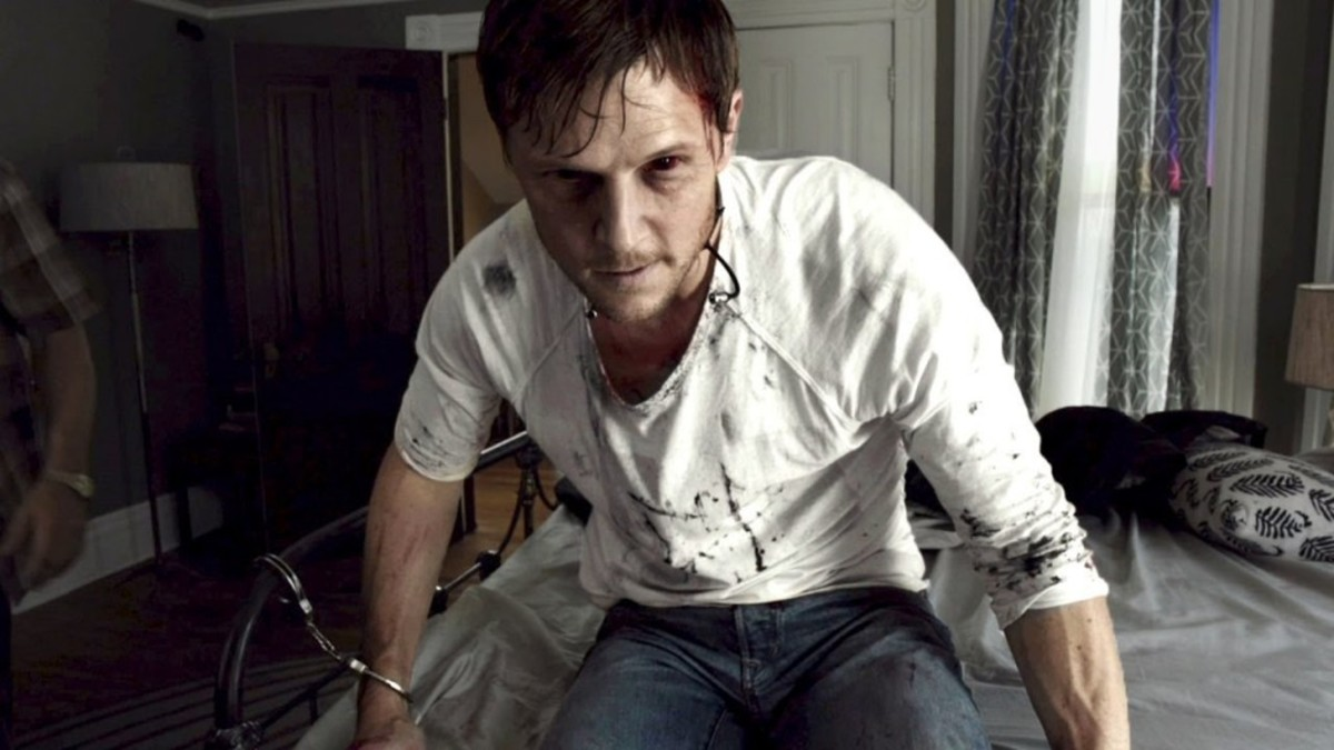 Shane Johnson in David Jung's 'The Possession of Michael King'