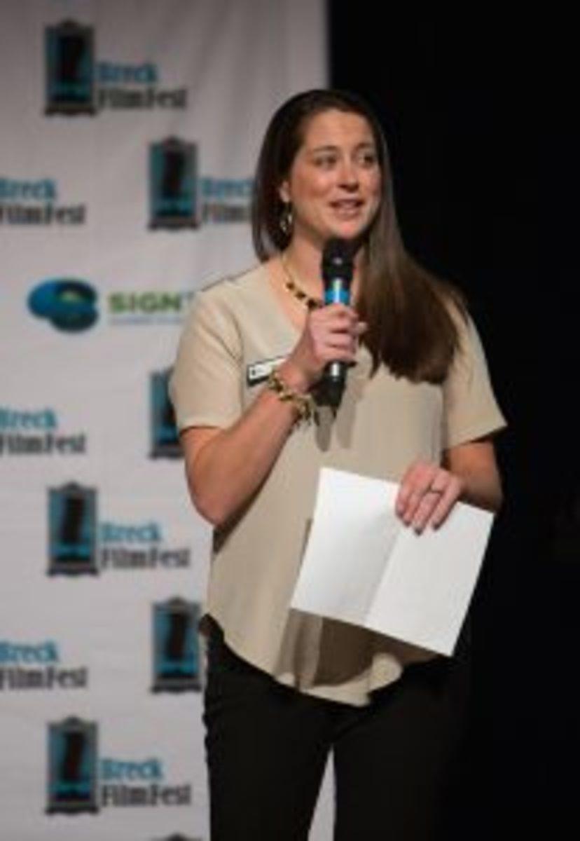 Janice Kurbjun - Executive Director, Breck Film Fest