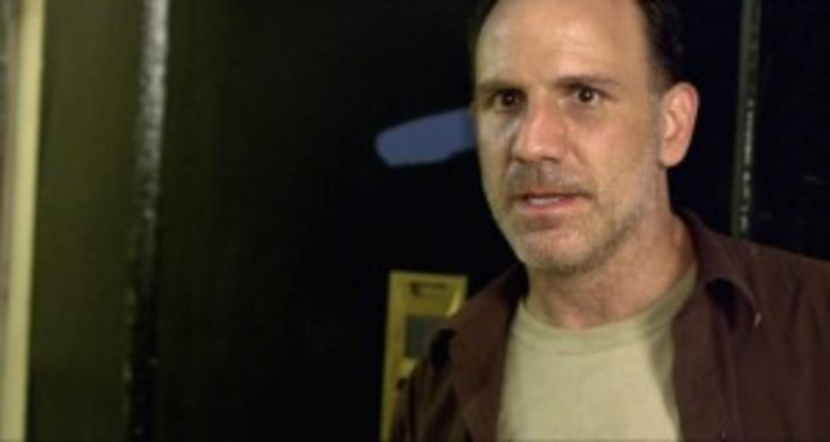 """Actor Nick Sandow (Boardwalk Empire, Orange is the New Black) seen in """"Deal Travis In"""" cast by Brette Goldstein."""