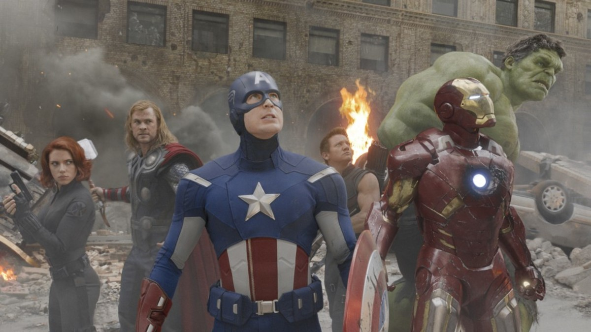 It takes a slew of different yet equal superheroes all reflecting one another to save the world Marvel's The Avengers.