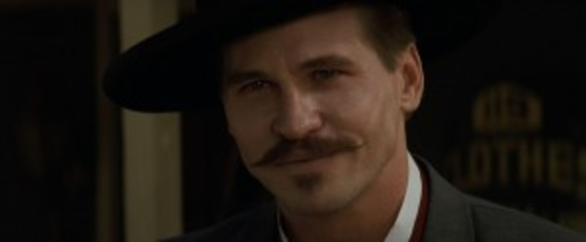 Doc is the classic reflection character in Tombstone.