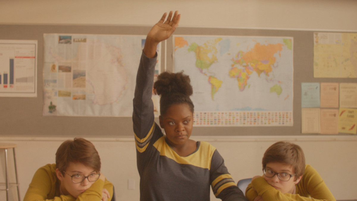 Meet HBOAccess fellows, Director, Kate Marks and Writer, Yolanda Carney, creators of Manic a show about an Ivy-league bound, overachieving teen who, after a manic episode,is placed in a school for kids with mental illness. Available on HBOGo and HBONow.