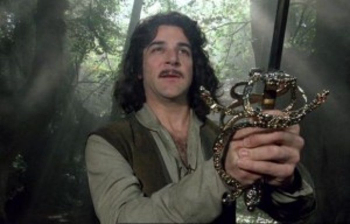 One of the most quoted reflection characters of the past thirty years from The Princess Bride.