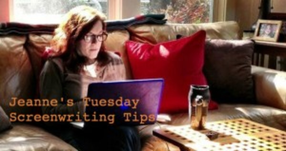 screenwriting tips tues