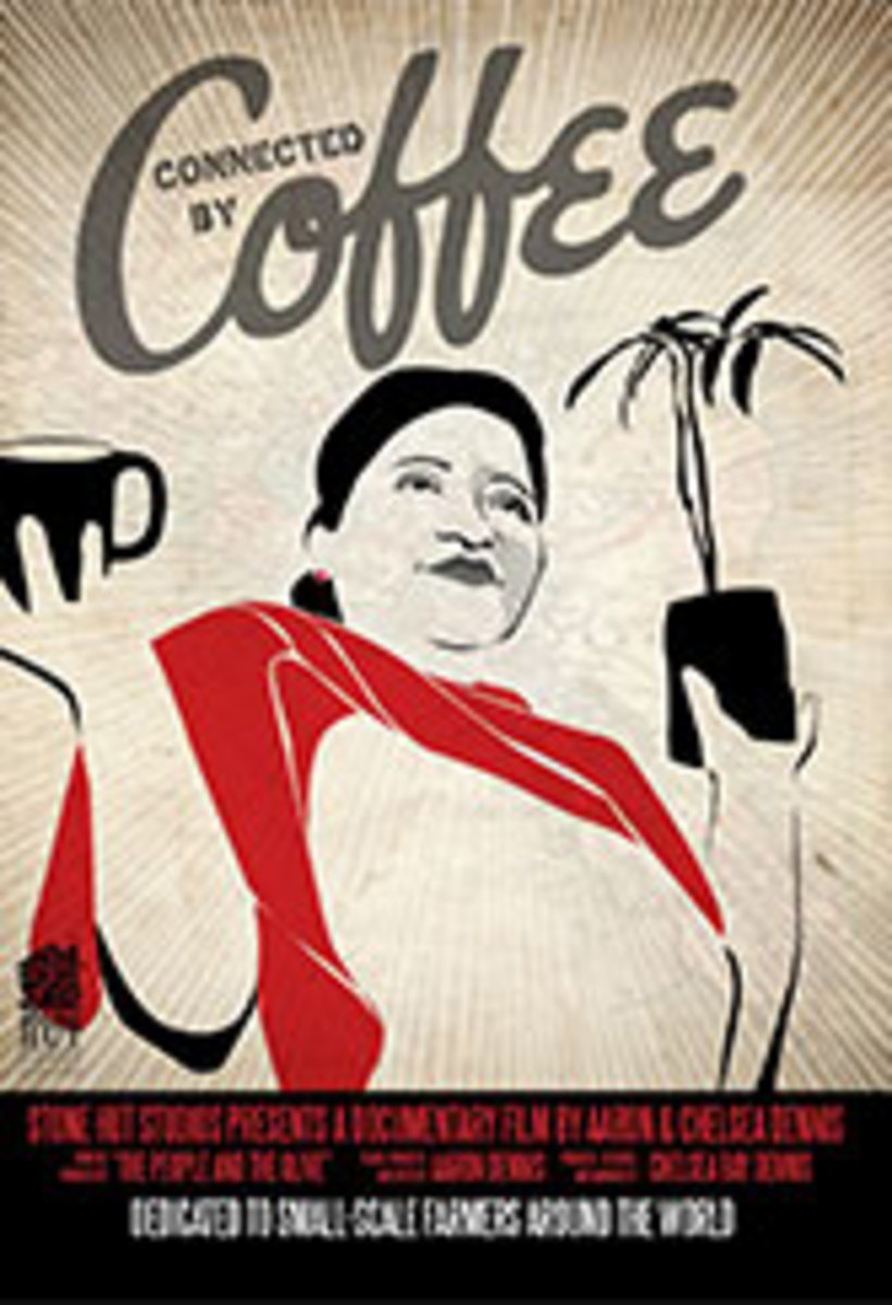 Special breakfast screenings of Connected by Coffee about Latin American coffee farmers.