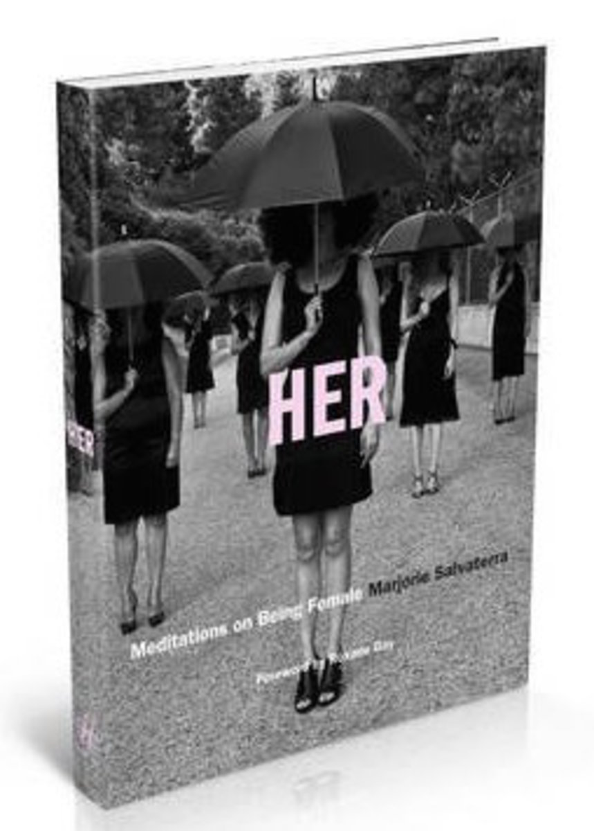 Marjorie Salvaterra's new book, 'Her'