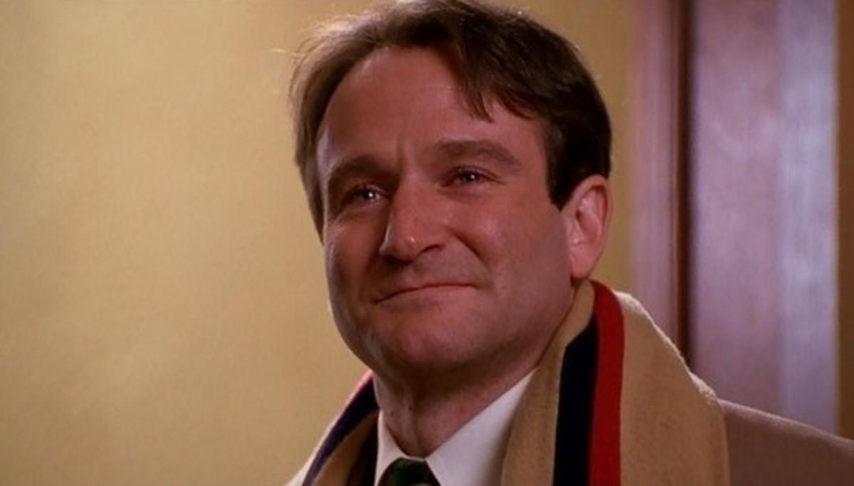 Robin Williams (John Keating)