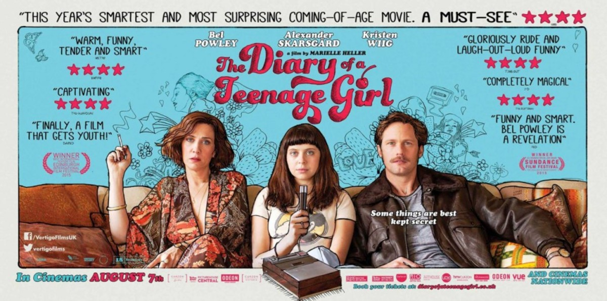 A WRITER'S VOICE: 'Diary of a Teenage Girl' - The Magic of Tone by Jacob Krueger | Script Magazine #scriptchat
