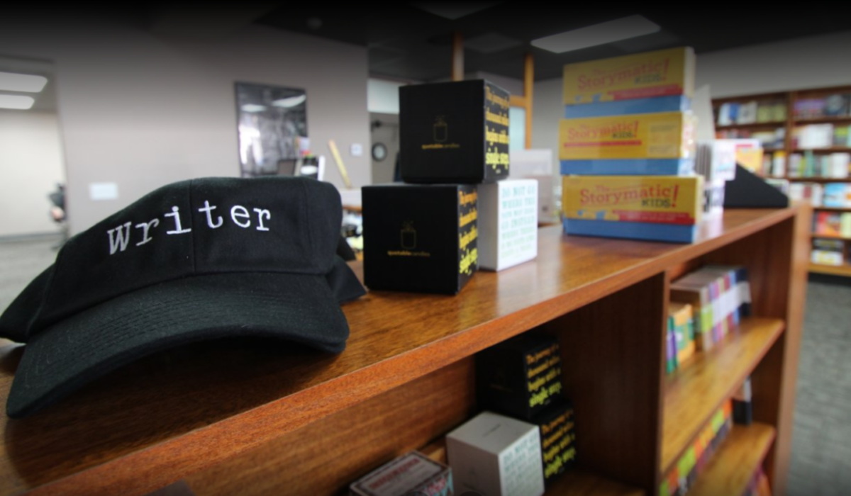 The Writers Store Farewell - Over 30 Years of Inspiring Screenwriters