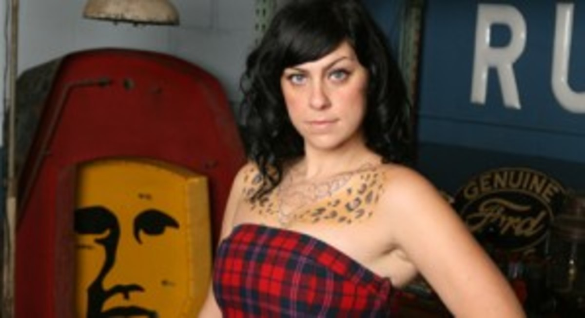 Danielle Colby-Cushman - Photo Courtesy of The History Channel