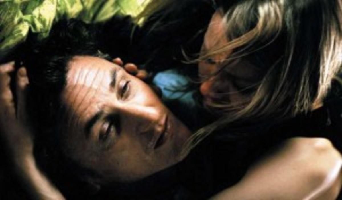Sean Penn and Naomi Watts