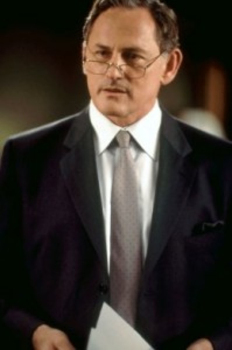 In Legally Blonde, Professor Callahan gives Elle the opportunity every law student wants, but are his intentions noble?