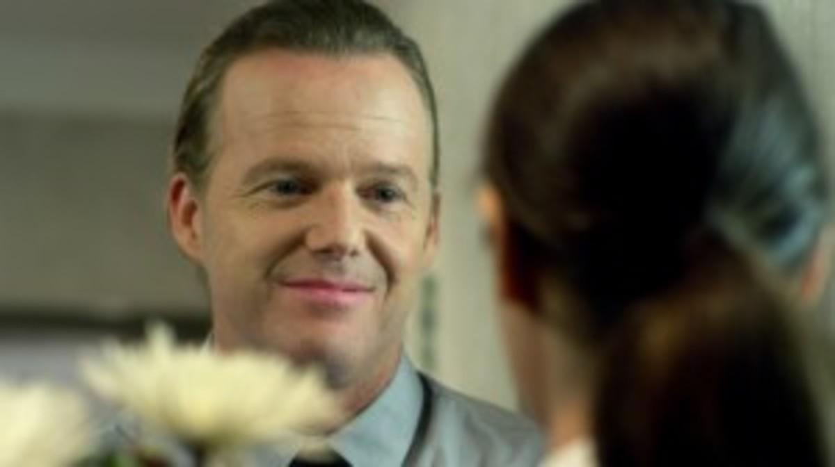 "Actor Scott William Winters in ""Vivienne Again,"" cast by Brette Goldstein."