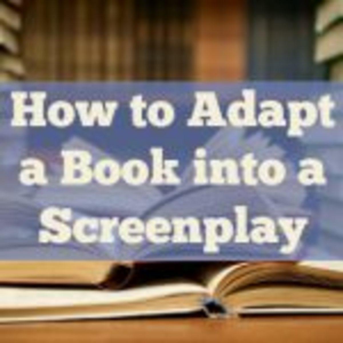 adapting-books-into-screenplays