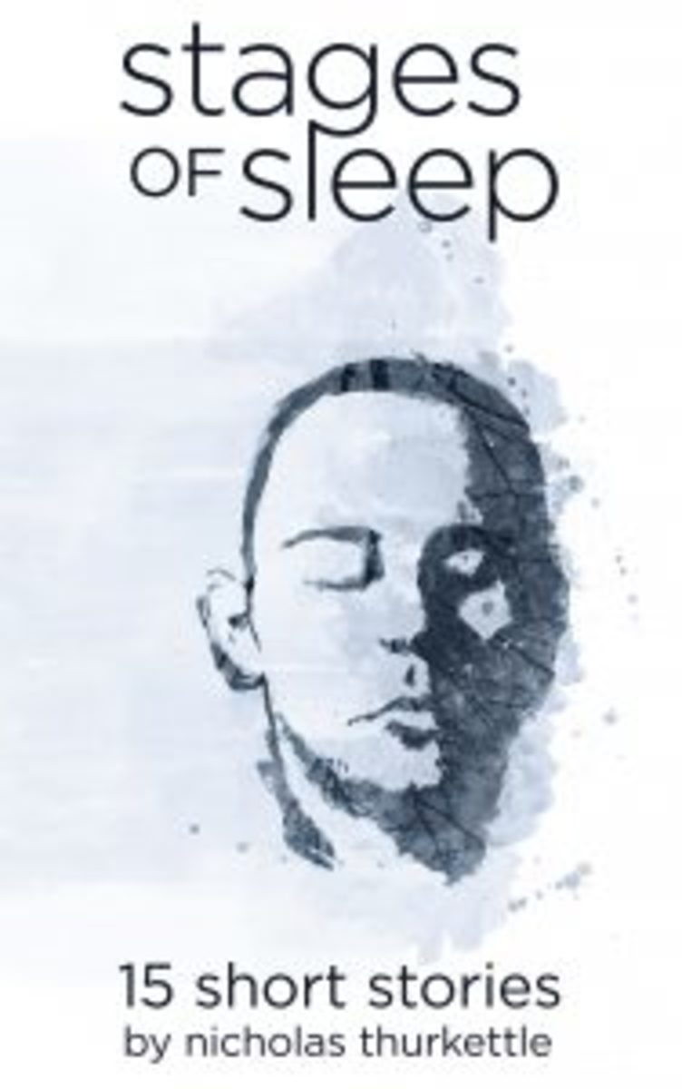StagesOfSleep_KindleCover