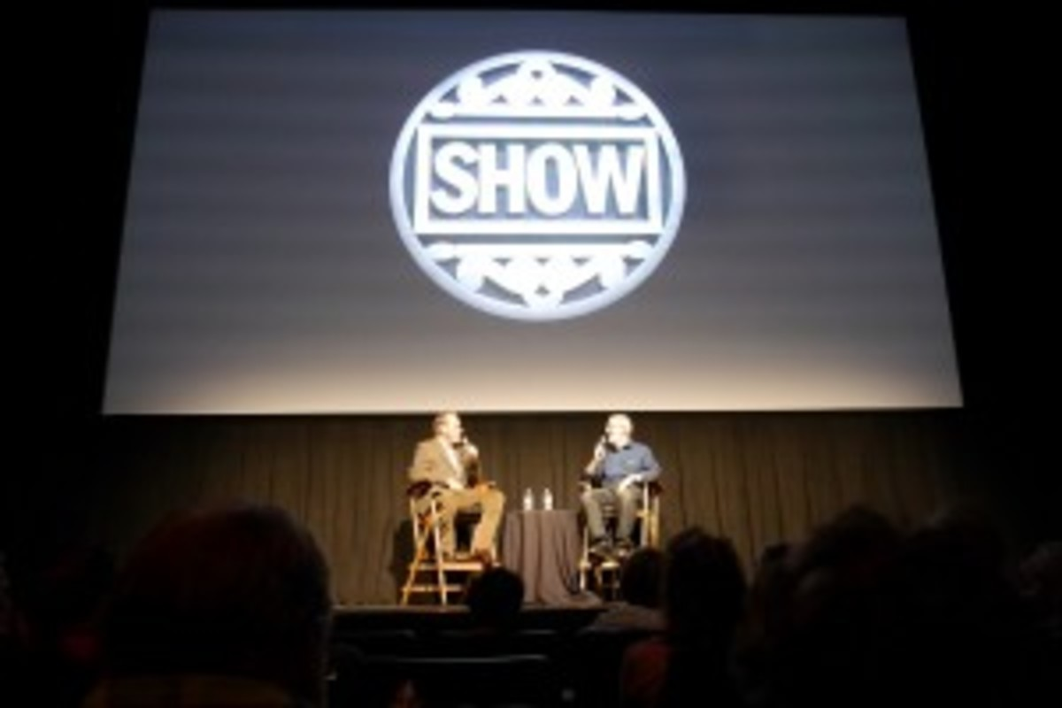 Tommy Lee Jones and Leonard Maltin Q&A at Telluride FIlm Festival 41