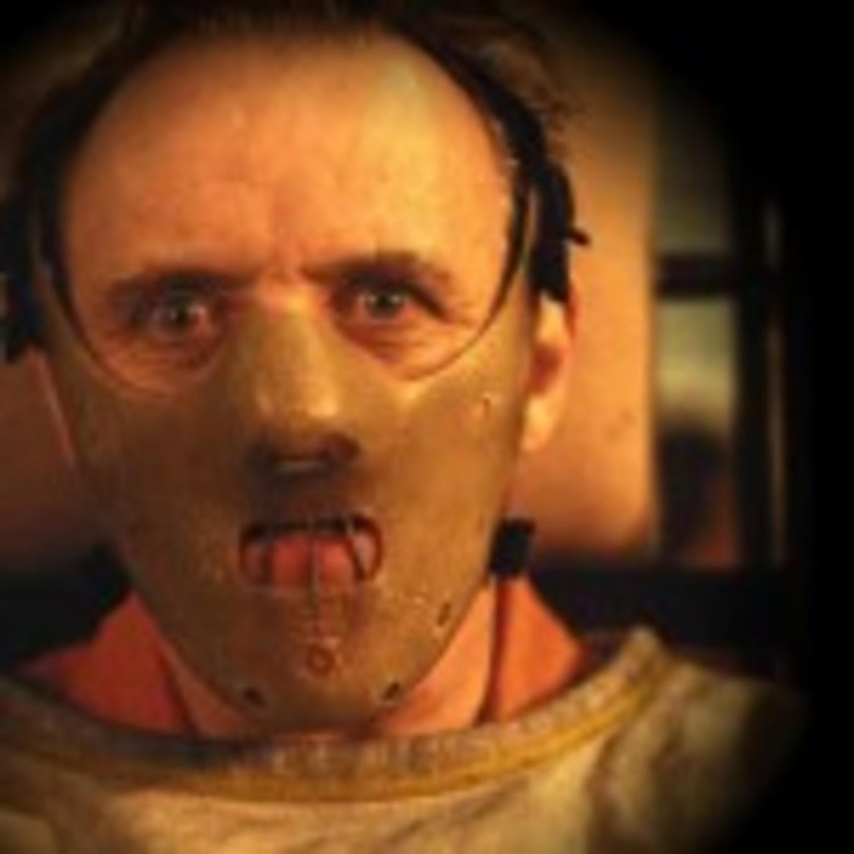 Hannibal Lecter movie villain