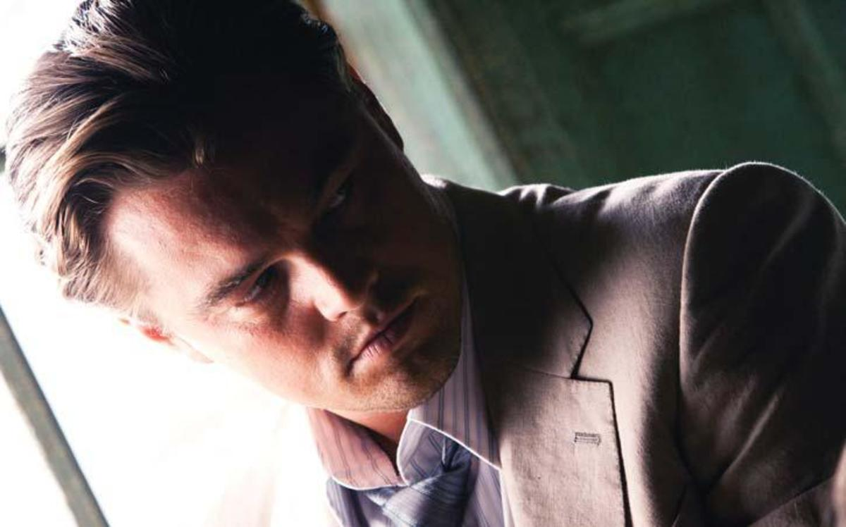 Leonardo DiCaprio in Inception PHOTO: STEPHEN VAUGHAN COURT E S Y: WARNER BROS. PICTURES