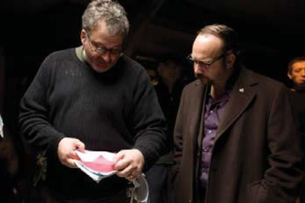 WRITERS ON WRITING: Michael Davis on Shoot 'Em Up | Script Magazine