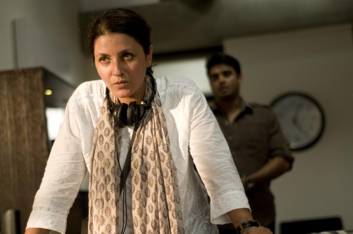 Director Leena Yadav - Courtesy of Wolfe Video