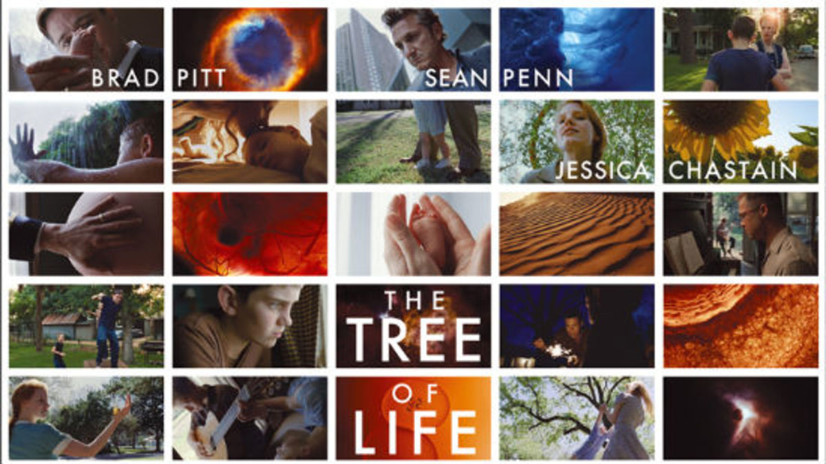 A WRITER'S VOICE: 'The Tree of Life' - Alternative Forms of Structure by Jacob Krueger | Script Magazine #screenwriting